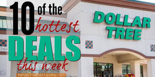 10 of the most popular deals at dollar tree this weekliving rich