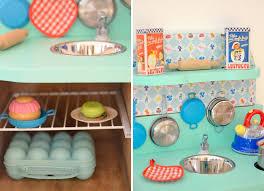 cuisine enfant vintage evier et meuble sous evier 19 diy une cuisine enfant vintage 224