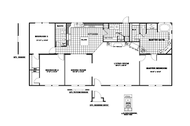 manufactured home floor plan clayton classic pine crest uber