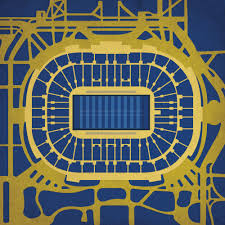 Notre Dame Stadium Map Notre Dame Stadium Map Louisiana Purchase Map