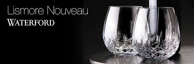 waterford crystal lismore nouveau collection