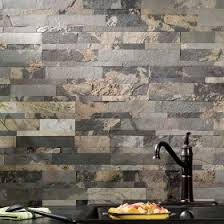 Aspect Peel And Stick Stone Tiles - Peel and stick backsplash