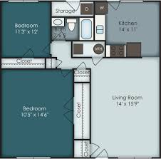 What Is Wh In Floor Plan by Floor Plans Of Bray U0026 Winfred Rd Apts I In Gloucester Point Va