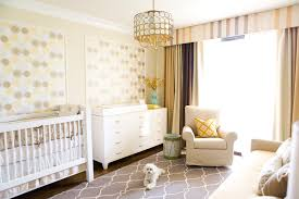 nursery accent table crib with changing table nursery transitional with accent table