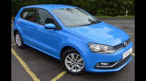 volkswagen polo 1 2 tsi 90ps 5dr manual mayan blue for sale
