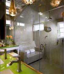 Shower Designs With Bench 17 Sauna And Steam Shower Designs To Improve Your Home And Health
