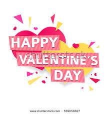 valentines banner design banner valentines day modern symbol stock vector 559058827