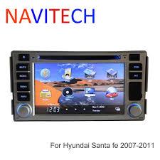 hyundai santa fe bluetooth aliexpress com buy car dvd for hyundai santa fe 2007 2008 2009