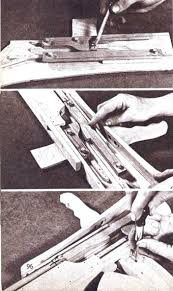 build your own toy wooden machine gun with these 1941 blueprints