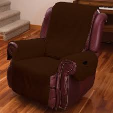 black wing recliner slipcover make tie on wing recliner