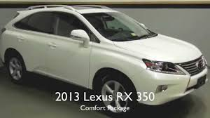 lexus dealership in virginia 2013 lexus rx 350 comfort package in richmond virginia 14p284