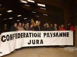 chambre d agriculture jura la confédération paysanne en cagne confédération paysanne