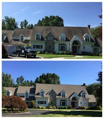 Home Exterior Cleaning Services - exterior cleaning services by fairfield county safe wash party
