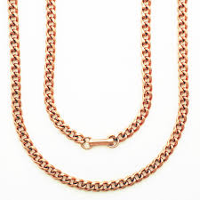 curb chain necklace mens images Medium cuban curb chain necklace ncc72 20 inch solid copper cuban jpg