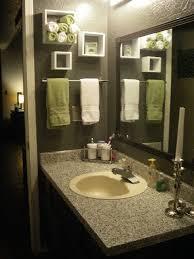 green bathroom decorating ideas entranching green and brown bathroom ideas decor of home