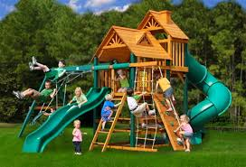 outdoor playsets playground sets for kids