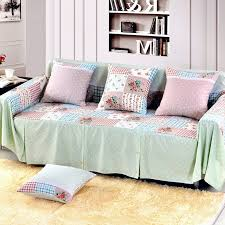 Sectional Sofa Slipcovers by Aliexpress Com Buy Sunnyrain Floral Printed Sofa Cover Sectional