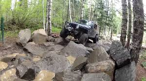 jeep rock crawler 1997 wrangler tj rock crawler youtube