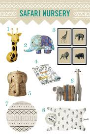 African Themed Home Decor by Best 25 Safari Nursery Themes Ideas Only On Pinterest Animal