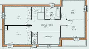 plan de cuisine en l plan de maison moderne plan de maison moderne gratuit 0