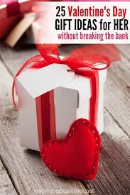 valentines day presents for 25 s day gifts for on a budget one