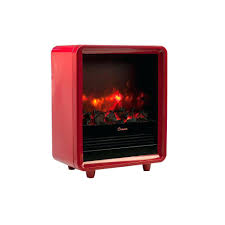 Fireplace Electric Heater Crane Red Electric Fireplace Heater Fireplaces Corner Heaters