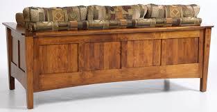 shaker sofa table jake u0027s amish furniture 5000 urban shaker sofa back