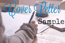 cover letter example and step by step writing guide ng career