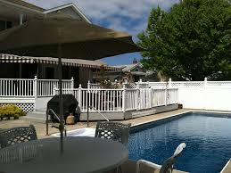 The Patio Point Pleasant Nj by Shan Gri La By The Beach Inground Pool Homeaway Point