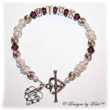 memorial bracelets for loved ones designs by debi handmade memorial jewelry bracelets