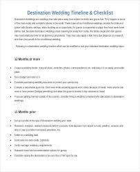 destination wedding planners 6 wedding planner printable sle exles in word pdf
