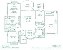 cottage home floor plans mountcastle homes floor plans home plan