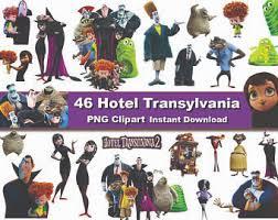 hotel transylvania etsy