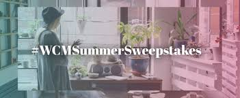 enter to win the wcmsummersweepstakes walnut capital