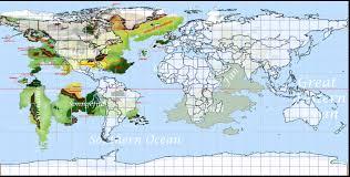 World Latitude Map by Metamor Keep Maps U0026 Resources