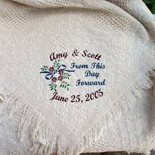 personalized wedding blankets personalized afghan throws personalized wedding throw blankets