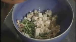 homemade stuffing for thanksgiving video emeril u0027s eggplant dressing for thanksgiving martha stewart