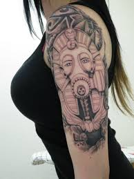 45 tattoos that are bold and fierce with meaning