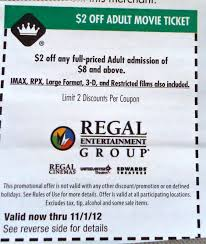 regal cinemas coupons november 2018 buffalo wagon albany ny coupon