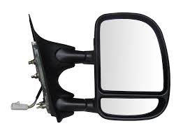 Ford F250 Truck Mirrors - ford f250 1999 2004 extendable towing mirrors k source 61069f