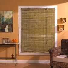Bamboo Window Blinds Outdoor Bamboo Window Shades Decor Window Ideas