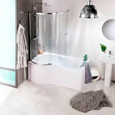 shower baths walk in corner d l p shape shower bath styles cassellie tempest p shape shower bath with enclosed screen and front panel