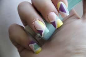 yellow nail design images nail art designs