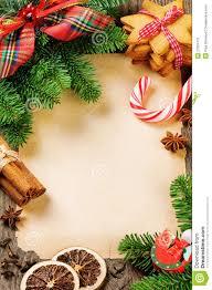 christmas tree decoration frame christmas decoration frame stock