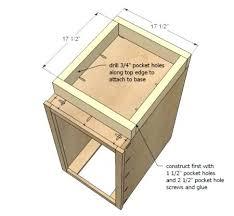 building a dishwasher cabinet dishwasher cabinet plans download best popular building a kitchen