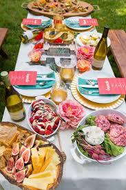 brunch table farm to table wine tasting brunch la crema winery