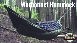Woodsman Hammock 10 Amazing Gift Ideas For Survival Enthusiasts