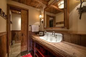small rustic bathroom ideas likeable 17 rustic bathroom vanity designs ideas design trends in