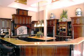kitchen cabinets ideal distance between kitchen island and