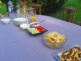 cuisiner les revisses une table pour la terrasse